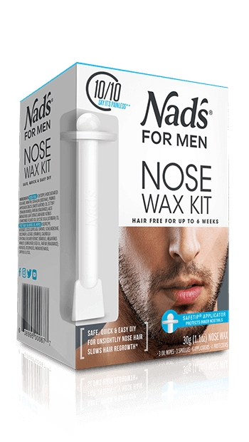 Nad S For Men Hair Removal Nose Wax Nad S For Men