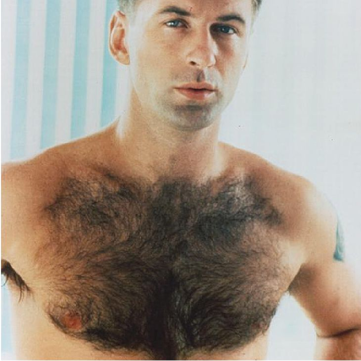 The Baldwin Brothers | Hairy Male Celebrities | Nads for Men Hair Removal