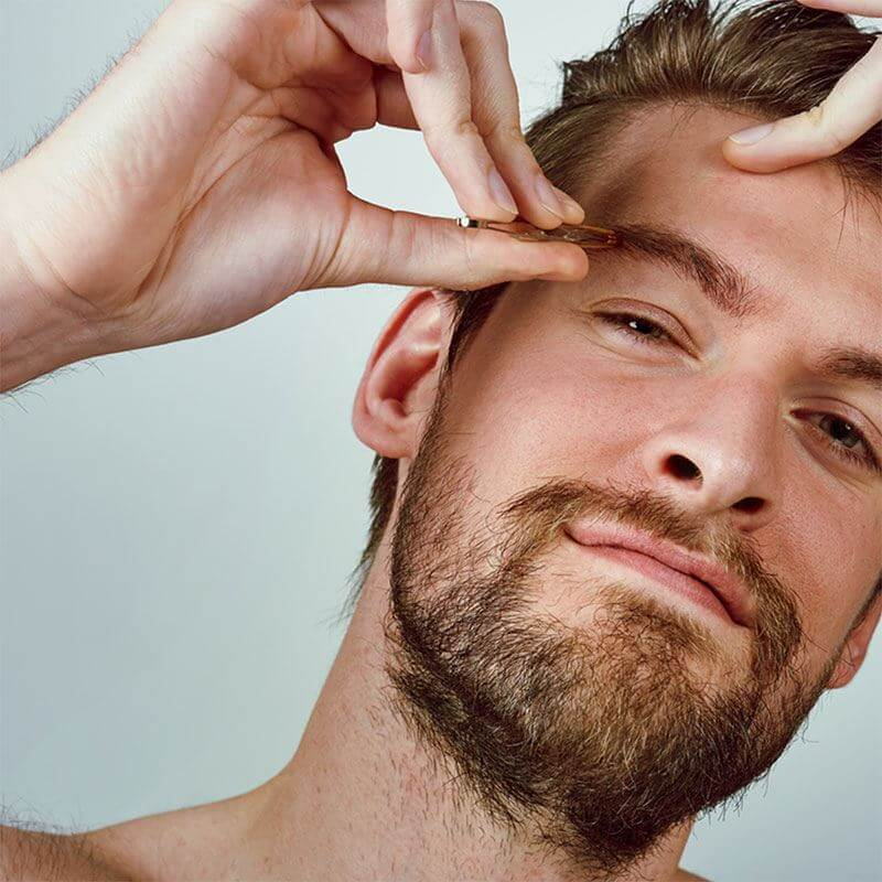 Embracing the Manscaping Transformation | Eyebrow shaping for Men