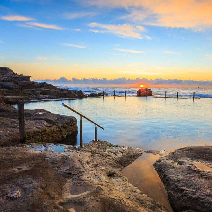 Mahon Rock Pool, Maroubra | Aussie Ocean Pools Bucket List | Nads for Men Hair Removal
