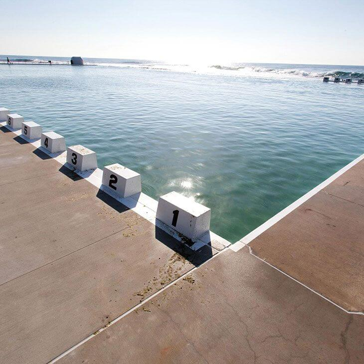 Newcastle Merewether Ocean Baths | Aussie Ocean Pools Bucket List | Nads for Men Hair Removal