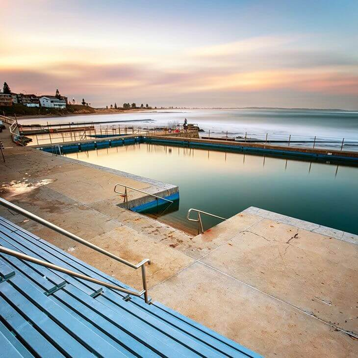 The Entrance Ocean Baths, The Entrance | Aussie Ocean Pools Bucket List | Nads for Men Hair Removal