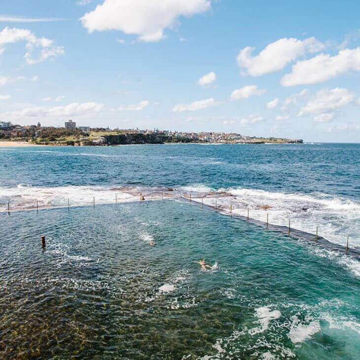 Wylie's Baths, Coogee | Aussie Ocean Pools Bucket List | Nads for Men Hair Removal