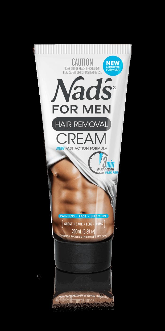Nad S For Men Hair Removal Cream Best Depilatory Cream